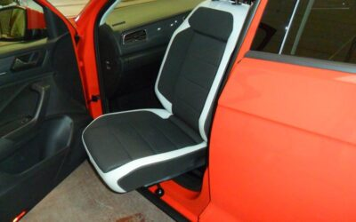 Cars with Rotating Seats